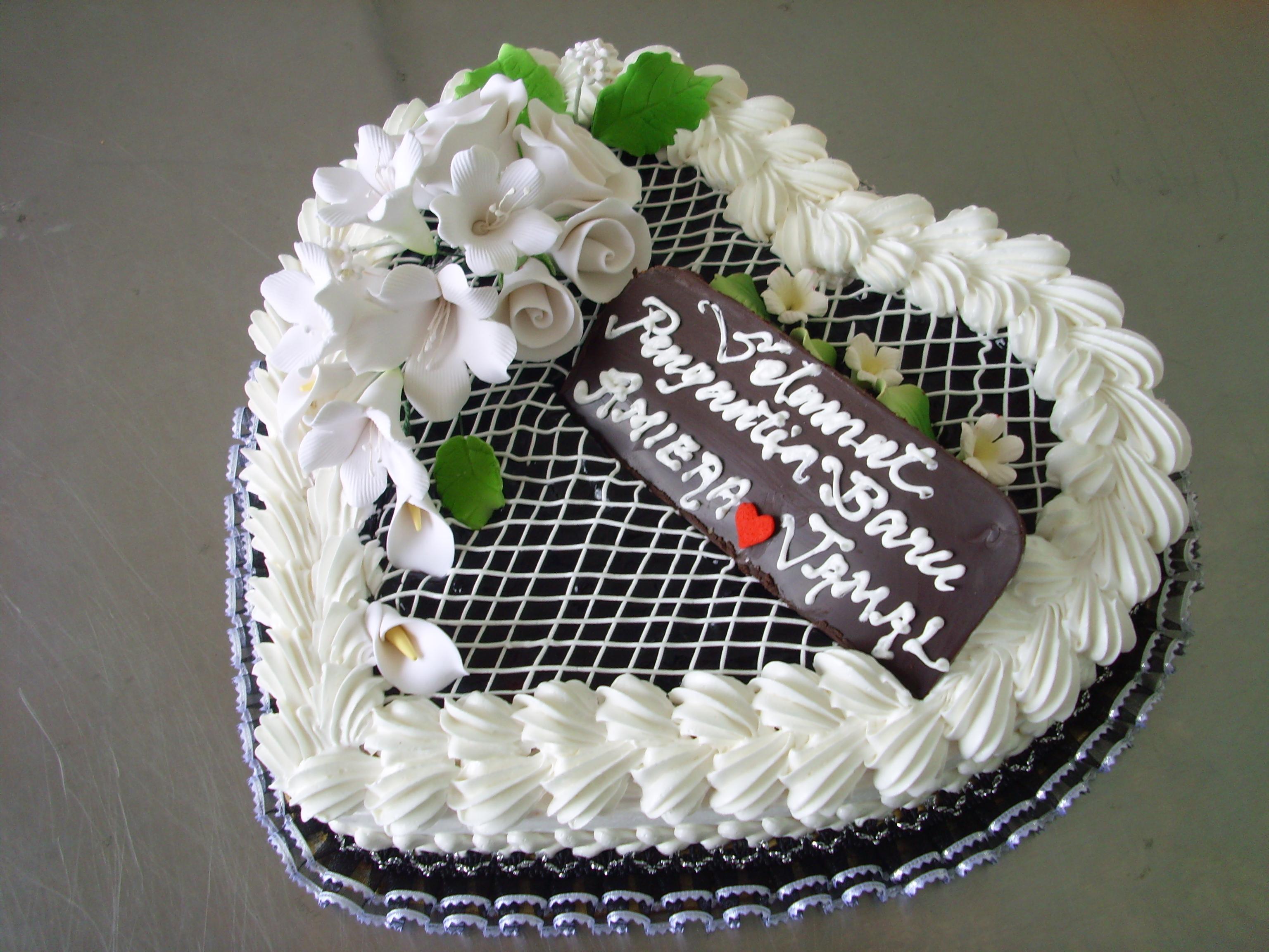 Birthday Cake With Name Tag ~ Wedding cakes bakerinacakes s page