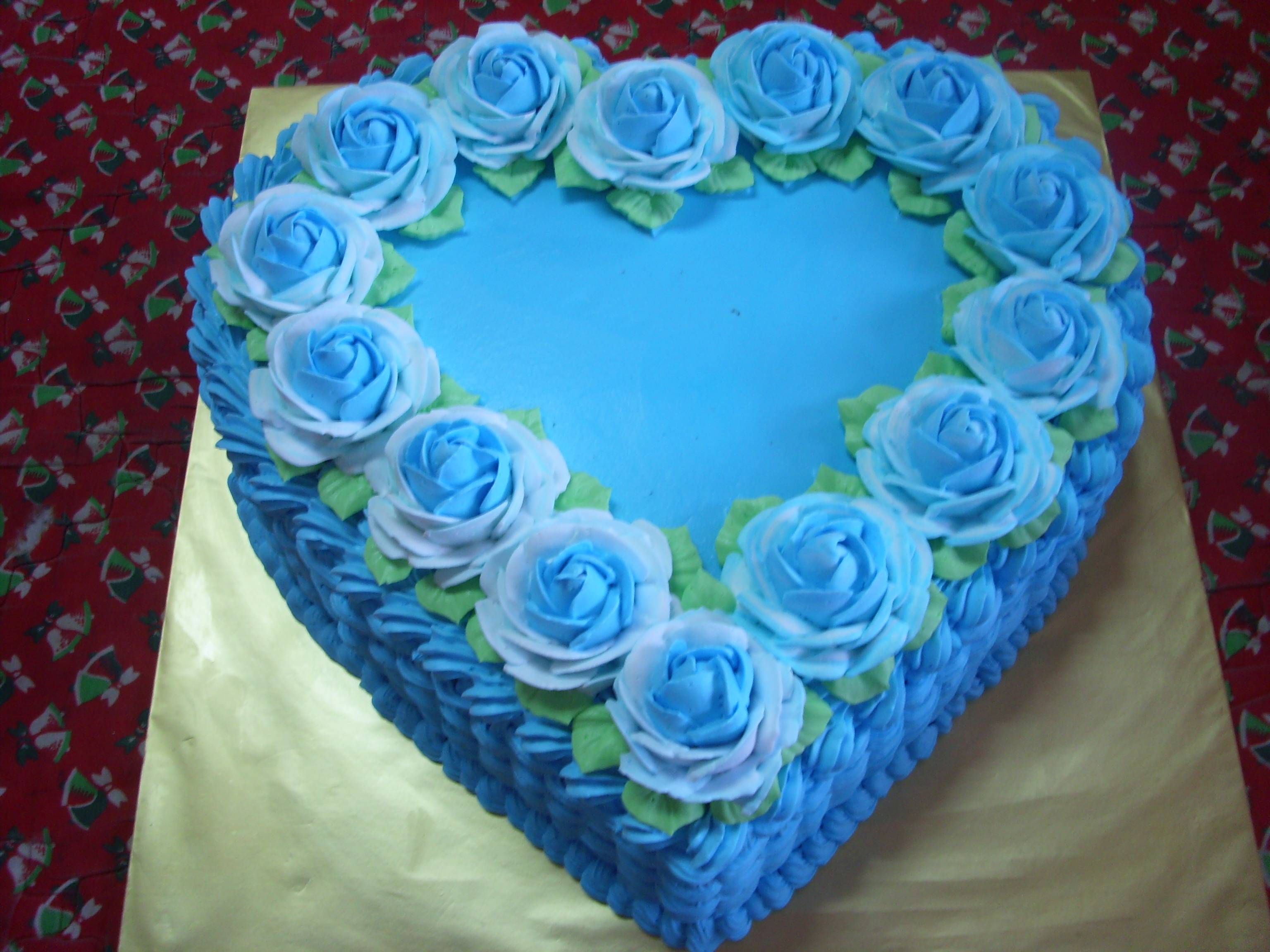 Basket Weave Wedding Cakes
